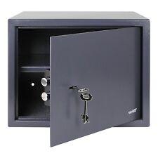 HMF 49203-11 Möbeltresor Tresor Safe Bodentresor Doppelbartschloss 38 cm