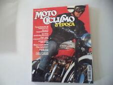 MOTOCICLISMO D'EPOCA 3/1995 SALSBURY 85/GILERA MARTE/BMW ZELLER/BONNEVILLE