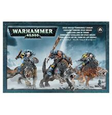 Warhammer 40,000 40K - Space Wolves Thunderwolf Cavalry (New)