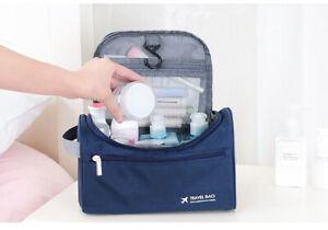 Men And Women Cosmetic Traveling Case Makeup Case Toiletry Wash Bath Kit Bag