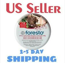 Bayer Foresto, Seresto Flea & Tick Collar for Big Dogs above 18 lbs (8kg)