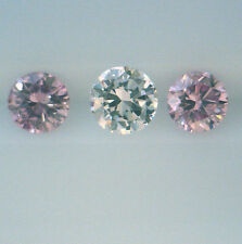 0.155ct PINK AUSTRALIAN ARGYLE DIAMONDS MATCHED PAIR 100% UNTREATED +CERTIFICATE