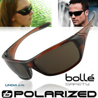 Lunette Bollé protection Safety glasses Voodoo polarisé polarized polarisant ski