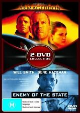 Armageddon  / Enemy Of The State (DVD, 2006, 2-Disc Set)