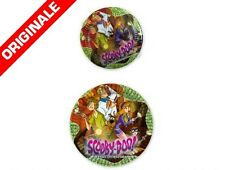 DISHES PAPER SCOOBY DOO ø cms. 20,5 Party Feast Dog Carton Decorations 070 27288