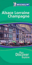 Alsace Lorraine Champagne Green Guide (Michelin Green Guides), , Used; Good Book