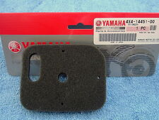 YAMAHA 4X4-14451-00 AIR FILTER ELEMENT PW50 Y-ZINGER PEEWEE 50 KIDS PIT BIKE OEM