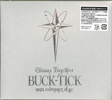 BUCK-TICK-CLIMAX TOGETHER - 1992 --JAPAN 4 SHM-CD Ltd/Ed N44