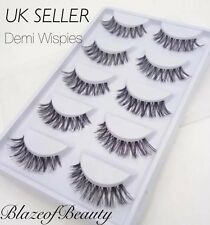 False Eyelashes Demi Wispies Set Natural Wispy  MakeUp Long Lashes Dupes