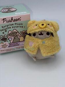 Pusheen Series 14 Puppy Dog Warm and Cozy Coat Blind Box Keychain Plush