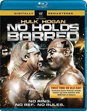 No Holds Barred [Blu-ray] New DVD! Ships Fast!