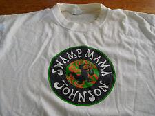 Swamp Mama Johnson T Shirt M Medium