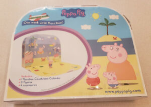 Peppa Pig Vacation Countdown Multipack