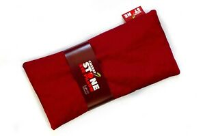 Cherry Stone eye pillow - machine washable natural heat or cold pack