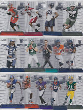 2016 Panini Clear Vision 14 Card Rookie RC Lot /999 See Scans NFL Football