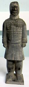 Chinese Terracotta Warrior Figure Buy Individually or as a Set of Three 26cm