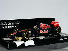 Minichamps Toro Rosso Daniel Ricciardo Showcar 2012 LTD ED 1/43