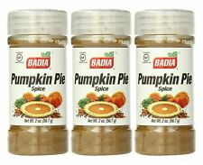 (Pack of 3) Badia Pumpkin Pie Spice 56.7g (2oz) - American Import