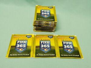 Panini Fifa 365 2021 Sticker 50 Tüten  / 250 Sticker