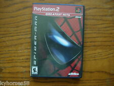Playstation 2 Game Spider-man Greatest Hits