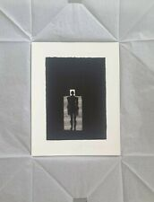 Antony Gormley :Room ( 2008 ) . Signed + Numbered Limited Edition Print Print