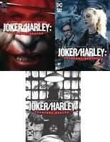 Joker Harley Criminal Sanity #1 3 Variant Lot (DC 2019) Mayhew Suayan Mattina
