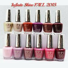 OPI INFINITE SHINE SET 12 ALL Colors FALL 2015 Collection Nail Polish IS L49-L60