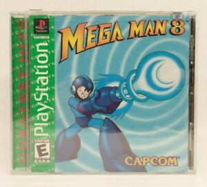 Mega Man 8 Greatest Hits (Sony PlayStation 1 PS1 MegaMan) New, Factory Sealed