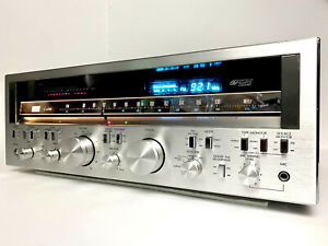 Vintage Sansui G-6700 AM/FM Stereo Receiver AUDIOPHILE SERVICED 100% NEAR MINT