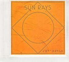 (HF104) Syd Arthur, Sun Rays - 2016 DJ CD