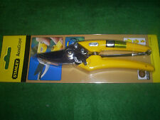 STANLEY ACCUSCAPE 0-74-046 SECATEURS BYPASS PRUNERS JAPANESE QUALITY
