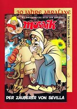 Mosaik Abrafaxe Nr. 361 Januar 2006 Der Zauberer von Sevilla / + Leserclub-Karte