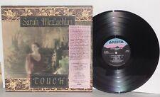 SARAH McLACHLAN Touch LP Vinyl 1989 Vox Steaming Trust Folk Rock Pop PLAYS WELL