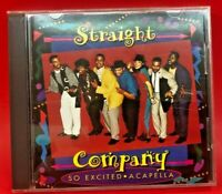 So Excited: Acapella by Straight Company (CD, Mar-1997, Zomba (USA)) - A500