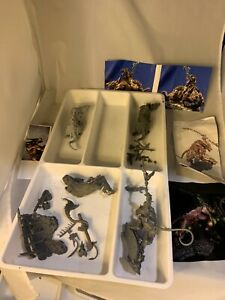 4 forge world age of sigmar monsters skaven vermin lord Brood Horror Merwyrm