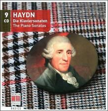 HAYDN: THE PIANO SONATAS (NEW CD)