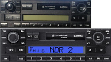 Autoradio VW Gamma 5 V t5 t4 Multivan POLO PASSAT GOLF LUPO SHARAN CADDY