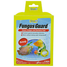New  Tetra 77345 Fungus Guard Tablets, 8-Count  Free Shipping
