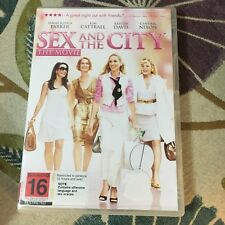 SEX AND THE CITY DVD.