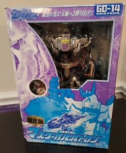Takara Transformers Galaxy Force GD-14 MasterGalvatron Limited Edition [NEW]