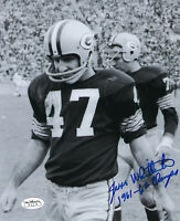 1961-62 PACKERS Jesse Whittenton signed photo 8x10 JSA AUTO Autographed (D)
