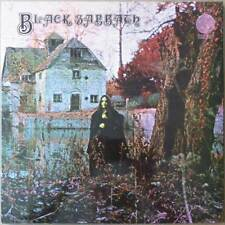 LP Black Sabbath - Black Sabbath - Frankreich 1970 - 1st Press - VG++