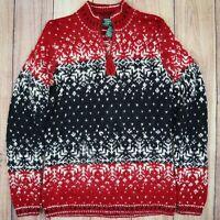 Womens Vintage Lauren Ralph Lauren Hand Knitted Wool Sweater Size Small
