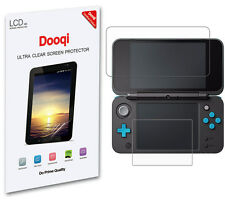 3X Matte Anti Glare Screen Protector Guard For Nintendo 2DS XL (3 Top+3 Bottom)