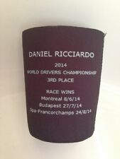 Daniel Ricciardo Stubby Holder 2014 F1 Aussie Red Bull