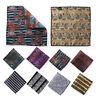 Party Suit Accessorie Men's Pocket Square Hanky Handkerchief Pocket Towel