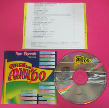 CD Compilation Quei Favolosi Anni'60 1967-10 ANTOINE LITTLE TONY no lp (C15*)