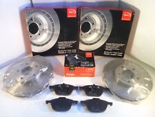 Ford Focus Mk3 Front Brake Discs and Pads Set 300MM 2012-On *GENUINE APEC OE*