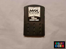 MEMORY CARD 16MB PLAYSTATION 2 / PS2  - TARJETA DE MEMORIA MAX MEMORY