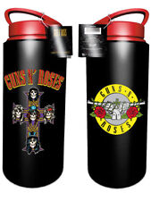 Guns N Roses Logo Aluminium Drink Water Bottle Outdoors Walking Cycling